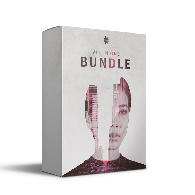 All In One Sound Library Bundle Box