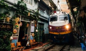 Train Sounds Vietnam