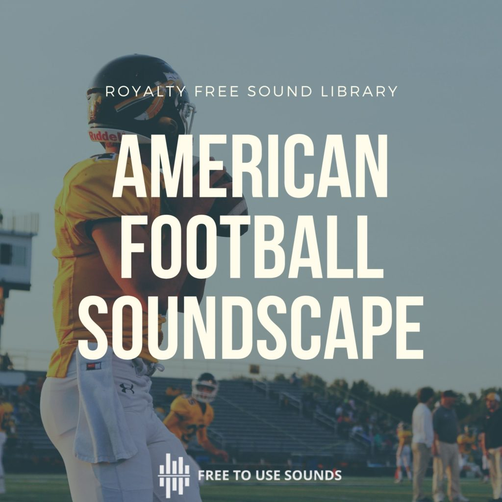 American Football Sounds