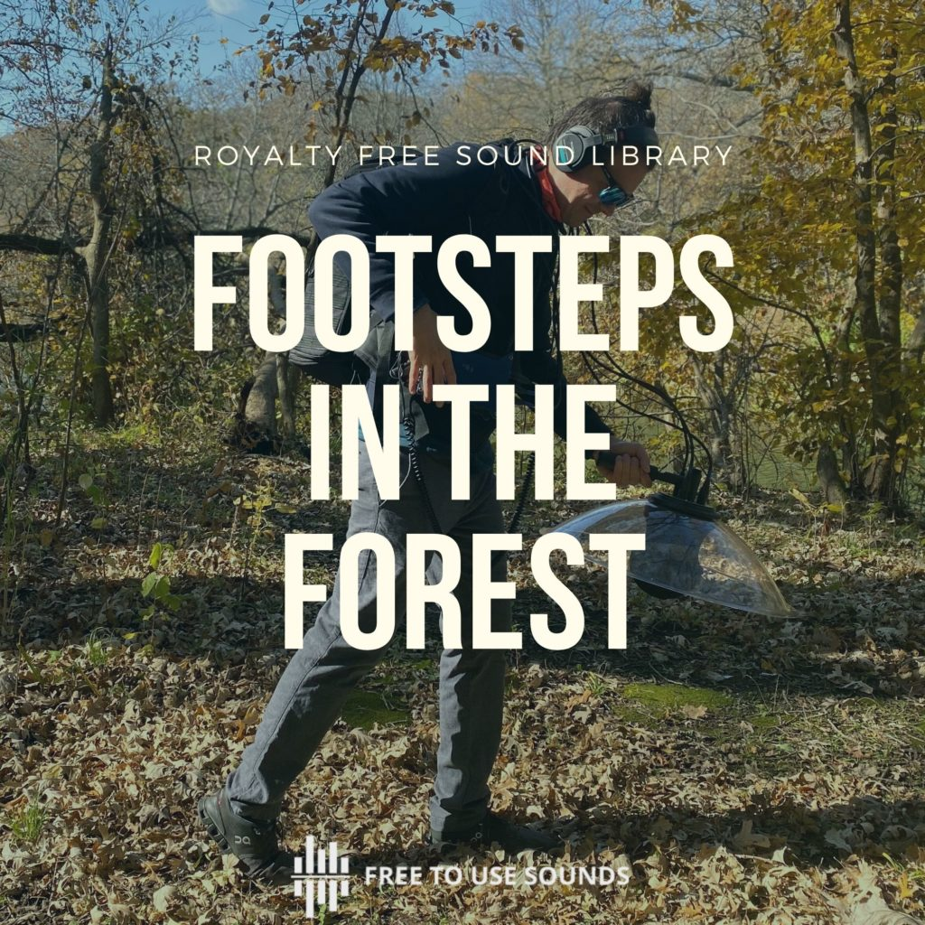 Footsteps Sound Library