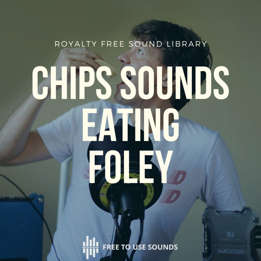 chips sounds eating sound effects