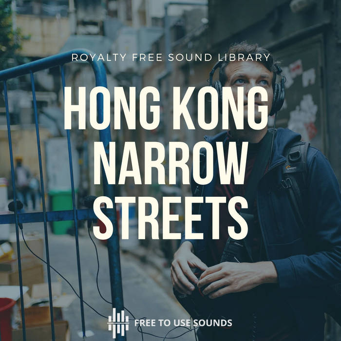 Narrow Street Sound Effects