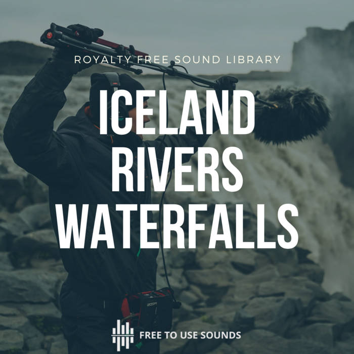 Waterfall Sounds Iceland