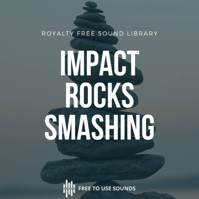 Impact Rock Sound Effects