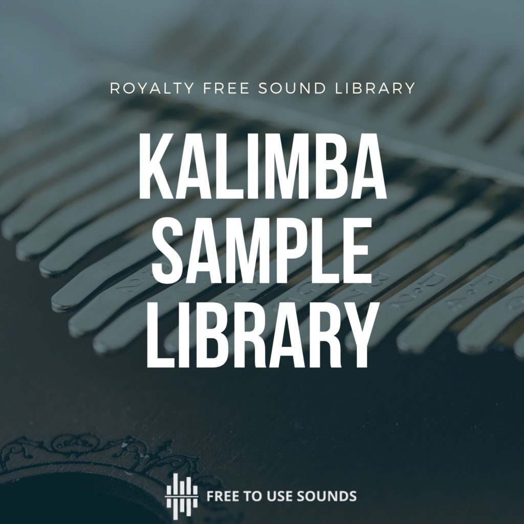 Kalimba Sound Effects Library