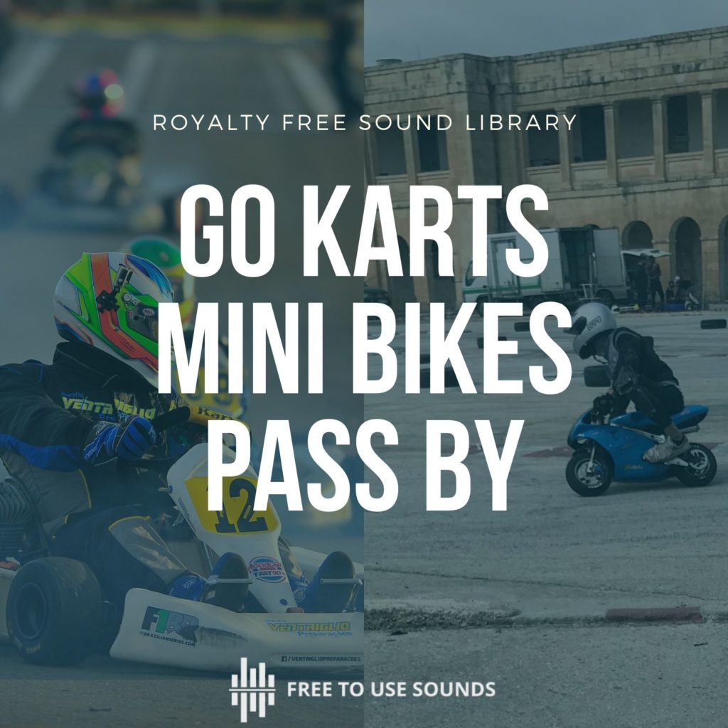 Go Kart Racing Sound Effects
