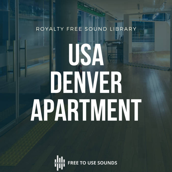 Apartment Sound Effects USA