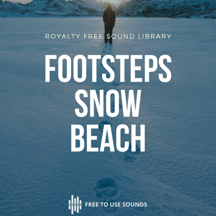 Snow Footsteps Sound Effects