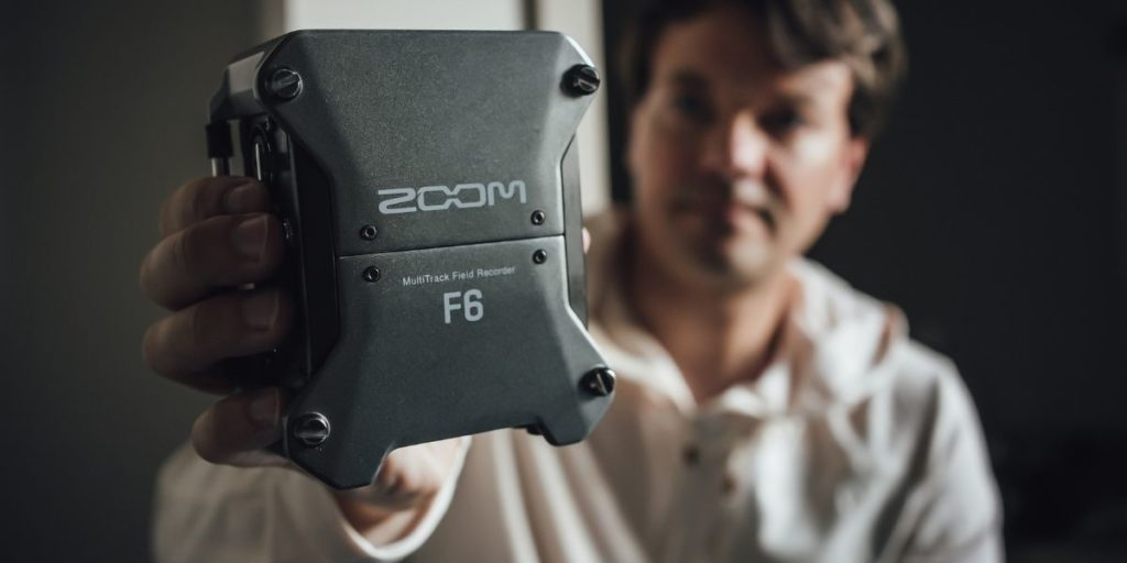 Zoom F6 - Free to Use Sounds